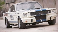 1965 Mustang Shelby GT350R