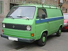 The Volkswagen Type 2 also known as or Vanagon in the United States, was one of the last new Volkswagen platforms to use an air-cooled engine. The Volkswagen air-cooled engine was succeeded by a water-cooled boxer engine (stillrear-mounted) in Volkswagen Transporter T2, Volkswagen Bus, Transporter T3, Vw Vanagon, Volkswagen Models, Vw T5, Vw Camper, Campers, Audi