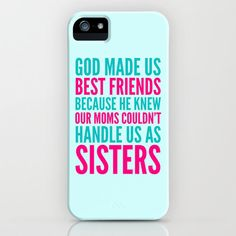 Best friend phone case this is sooooo true with my bff Lilly we would probably drive our parents insane! Bff Iphone Cases, Bff Cases, Funny Phone Cases, Diy Phone Case, Cute Ipod Cases, Best Phone Cases, Chevron Phone Cases, Phone Covers, Best Friend Cases