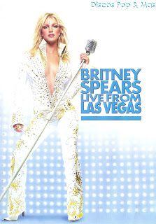 Discos Pop & Mas: Britney Spears - Live from Las Vegas (DVD)