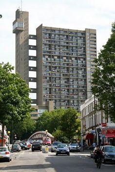 Elevator shaft, notting hill, London