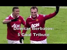 Dimitar Berbatov- 5 Goal Tribute by Esky9v2