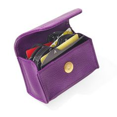 @O_Magazine loves the Card Cubby, the alphabetized wallet. They call it Card Sharp! Gift and customer loyalty cards are money, basically, which means you can't afford to misplace them. This cute alphabetical mini accordion f...