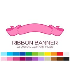 Hey, I found this really awesome Etsy listing at https://www.etsy.com/listing/182533237/ribbon-banner-clipart-digital-frames-and