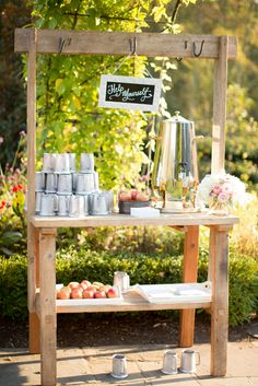 Enchanting DC Garden Wedding from Atrendy Wedding & Abby Grace Photography. To see more: http://www.modwedding.com/2014/09/02/enchanting-dc-garden-wedding-atrendy-wedding/ #wedding #weddings #wedding_reception #wedding_centerpiece