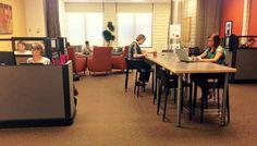 Laptop Lounge - #coworking space in Walnut Creek, California.