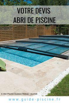 Devis Abri Piscine  Wavrin ⇒ Haut, Hors-sol, Plat : Prix & Coût