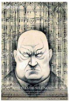 Ana Juan (on FB) Sibelius y el silencio, Babelia (El País)