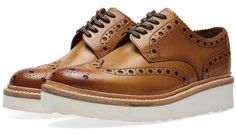 Grenson Archie brogue shoes