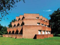 collegio di milano, designed by marco zanuso