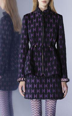 Topaz Jacket by MARY KATRANTZOU for Preorder on Moda Operandi