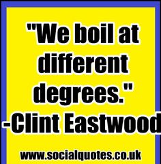 Social Quotes, Clint Eastwood, Me Quotes, Social Media, App, Workout, Ego Quotes, Work Outs, Apps