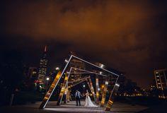 Foto del matrimonio di giugno 18 di Ken Pak sul MyWed
