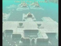 P1 - Two scientists, Paul Weinzweig and Pauline Zalitzki, working off the coast of Cuba and using a robot submersible, have confirmed that a gigantic city exists at the bottom of the ocean. The site of the ancient city — that includes several sphinxes and at least four giant pyramids plus other structures — amazingly sits within the boundaries of the fabled Bermuda Triangle.