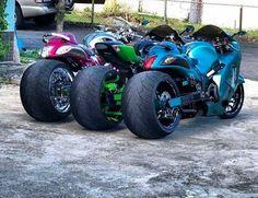 Futuristic Motorcycle, Suzuki Motorcycle, Moto Bike, Motorcycle Design, Custom Sport Bikes, Custom Motorcycles, Lowrider Bicycle, Bmx Bicycle, Mustang