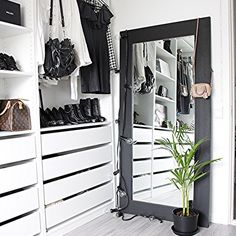Best Spare Bedroom Closet Ideas Clothing Racks Small Spaces Ideas Our Grandfather Cl Spare Bedroom Closets, Dream Closets, Home Bedroom, Bedroom Decor, Spare Room Wardrobe Ideas, Spare Room Closet, Small Wardrobe, Master Closet, Closet Space