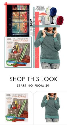 """Knitfashionable"" by marinadusanic ❤ liked on Polyvore"