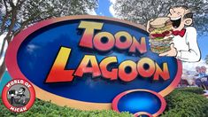 TOON LAGOON Islands of Adventure | Eating A Famous Dagwood at Blondie's ... Universal Studios Orlando Fl, Blondie And Dagwood, Blondies, Comic Strips, Adventure, Islands, Drawing Cartoons, Adventure Game, Adventure Books