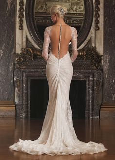 Wedding Dresses, Wedding Gowns, Fashion Week, Bridal Market, Spring 2016 || Colin Cowie Weddings