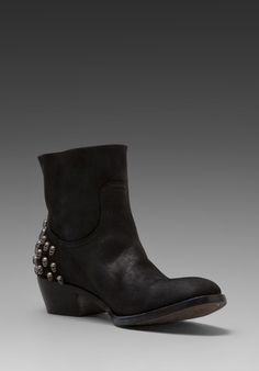 ZADIG & VOLTAIRE Teddy Skull Ankle Boot in Black at Revolve Clothing - Free Shipping!