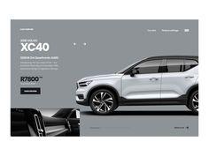 Car Compare Transitions designed by Ryno van Niekerk 👾. Web Design, Website Design Layout, Web Layout, Layout Design, Design Cars, Car Banner, Best Banner, Car Ui, Logos Retro