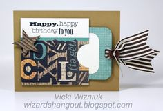 Wizard's Hangout: Gift Card Holders