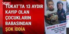 Tokat'ta kaybolan çocukların babasından şok iddia: Tokat'ta 13 aydır aranan çocuklardan Dursun Kağan Taşçı'nın babası evli bir kadınla ilişkisi olduğunu ve çocuklarının kaçırılmış olabileceğini itiraf etti.