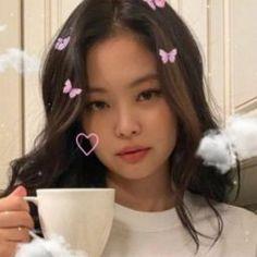 Blackpink Jisoo, Kim Jennie, Kpop Aesthetic, Aesthetic Girl, Princesa Emo, Icons Girls, Blackpink And Bts, Black Pink Kpop, Cute Girl Face