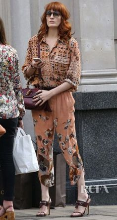 Florence Welch Style - Unique & Vintage