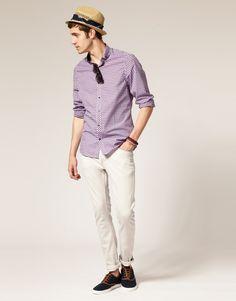 exemplos de como se vestir para um churrasco chic