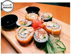 Wokinori. Sushi