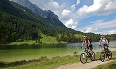 It's free, fun and good for you. No wonder cycling is a booming pastime. Mark Porter pedals through the pick of itineraries from our favourite European destinations.