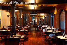 Cabanas Las Lilas in Buenos Aires, Argentina. Amazing steakhouse...