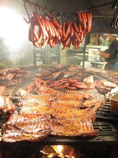 Salt Lick BBQ, Austin, TX