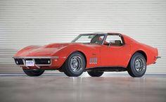 '69 corvette L88