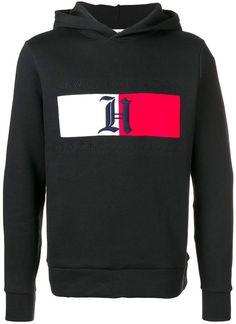 7ae64d6f183d84 Tommy Hilfiger Tommy Hilfiger x Lewis Hamilton Flag-Logo Hoodie - Farfetch