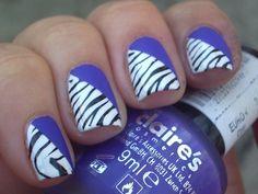 33 Nail Art Ideas Aprenda Belleza! www.BellaBeautyCollege.com