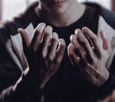 Hands are gorgeous