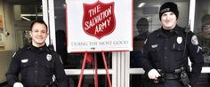 Tennessee Police Officer Wows With Dance Moves at Salvation Army Red Kettle - ABC News