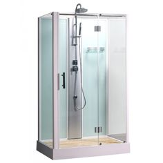 619 Euros, Cabine de douche Assia 120 x 80 cm