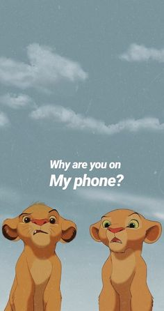 You're busy … – Ideas Wallpaper Disney Lion King Posts – # – Mondays # 49 To think too much is like rocking. You're busy … – Ideas Wallpaper Disney Lion King Posts – … Iphone Wallpaper Vsco, Disney Phone Wallpaper, Cartoon Wallpaper Iphone, Mood Wallpaper, Homescreen Wallpaper, Iphone Background Wallpaper, Cute Cartoon Wallpapers, Funny Wallpapers For Iphone, Lock Screen Wallpaper Funny