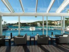 Hotel Ile Rousse Thalazur Bandol - France-Voyage.com