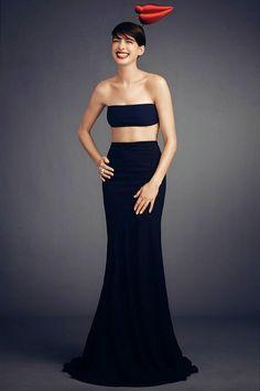 Anne Hathaway for Harper's Bazaar US, November 2014