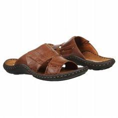 JOSEF SEIBEL Larry Sandals (Nut) - Men's Sandals - 43.0 M