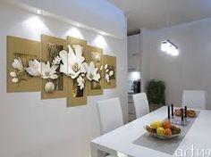 Risultati immagini per quadri moderni con fiori astratti
