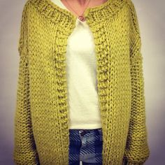 Loving this new @kirobykim colour! #kirobykim #handmade #knit #new #colour #musthave #cardigans #in #stores #now #style #fashion #look #outfit