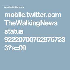 mobile.twitter.com TheWalkingNews status 922207007628767233?s=09