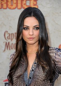 Mila Kunis Gold Choker Necklace - Mila Kunis walked the red carpet at Spike TV's Guys Choice Awards wearing a Tornado Pave ChokeR in 18-karat yellow gold with pave diamonds.