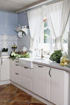 Kmart Red Kitchen Curtains  Httplatulufeed  Pinterest Simple White Kitchen Curtains Design Decoration