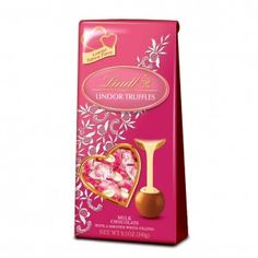 Lindt chocolate USA are giving away 1 Million bag of LINDOR truffles!